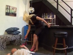 Anikka Albrite dominates a brand new guy