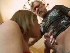 Christoph met a professional sucker Donna Bell