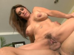 Filthy Raylene likes being on the big rod