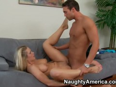 Holly Heart gets her wet hole stretched by erect pole of Rocco Reed