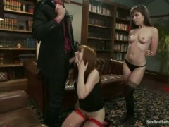 James Deen,Violet Monroe and Seda in threesome