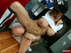 Johnny Sins makes it all up to Devon Michaels after his big mistake.