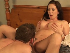 RayVeness blows the sperm out of Wolf Hudsons meat stick