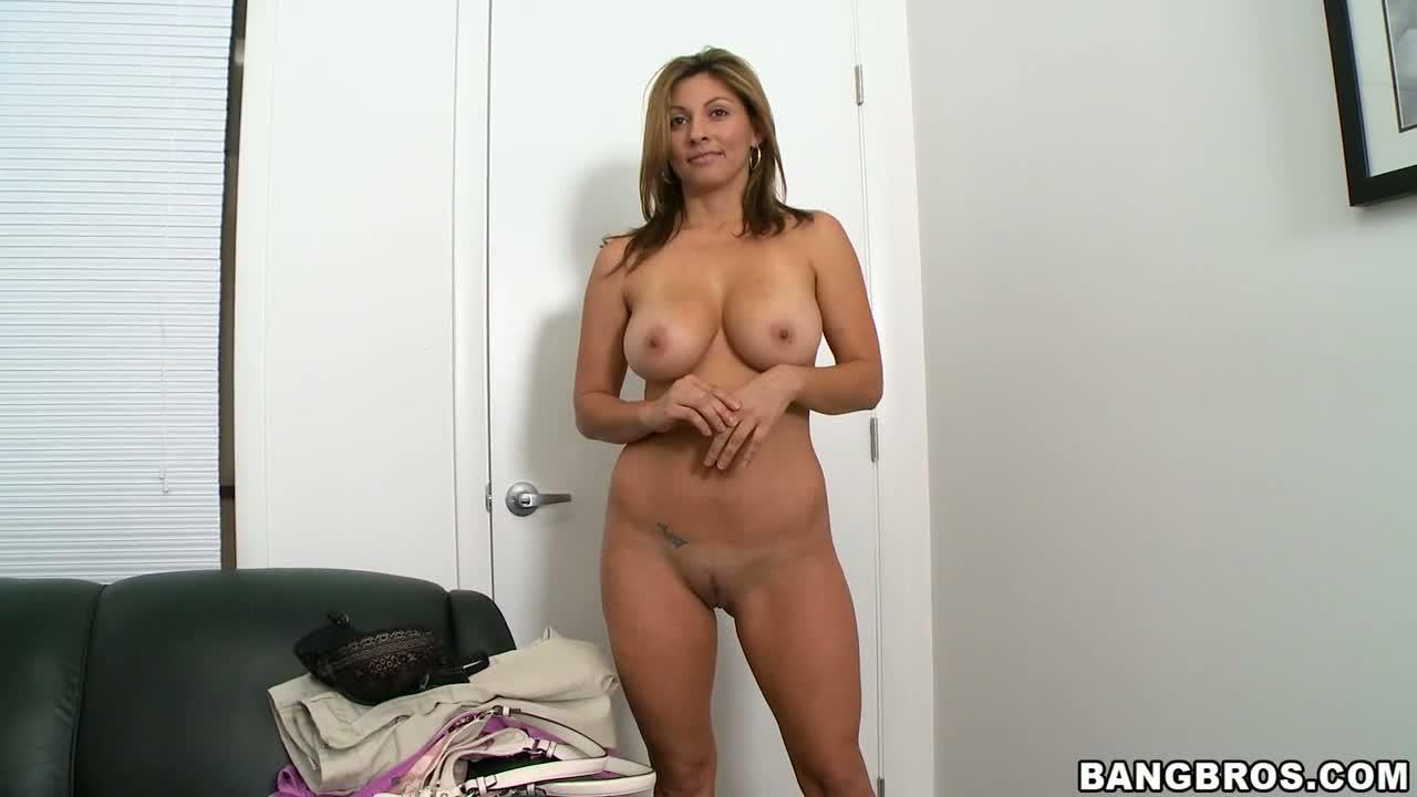 Milf First Porn Casting