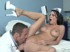 Big breasted nurses with the fabulous Jack Lawrence and Jessica Jaymes.